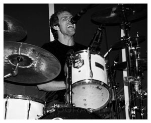 Doug Jenkinson - Drums/Vocals
